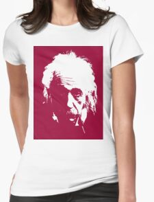 E=Mc2. Womens Fitted T-Shirt