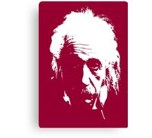 E=Mc2. Canvas Print