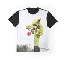Dragon head longship Graphic T-Shirt