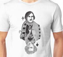 Gogol vs Pushkin Unisex T-Shirt