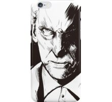 Angry Doctor Who iPhone Case/Skin
