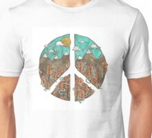 Mountain Peace Unisex T-Shirt