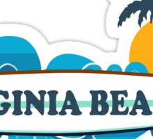 Virginia Beach. Sticker