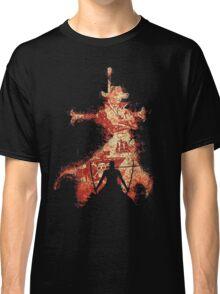 zoro vs mihawk 'one piece' Classic T-Shirt