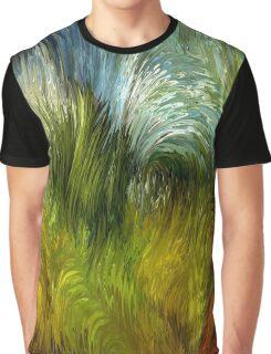 Scrub vegetation by rafi talby Graphic T-Shirt