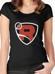 Team Rocket League Women's Fitted Scoop T-Shirt