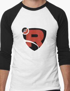 Team Rocket League Men's Baseball ¾ T-Shirt