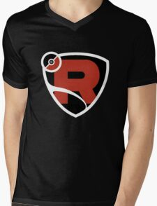 Team Rocket League Mens V-Neck T-Shirt