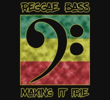 Reggae Bass -- Making It Irie by Samuel Sheats