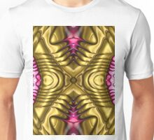 Clad in Gold Unisex T-Shirt