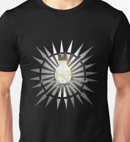 u2 innocence experience tour Unisex T-Shirt