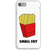 Small Fry iPhone Case/Skin