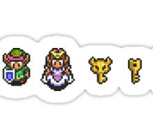 The Legend Of Zelda - Stickers Sticker