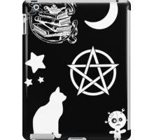 Okkult Wicca Stuff iPad Case/Skin