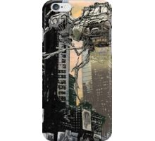 Invasion of the Earth iPhone Case/Skin