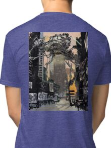 Invasion of the Earth Tri-blend T-Shirt