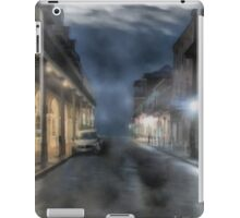 Rue Brumeuse iPad Case/Skin