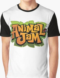 Animal Jam Logo Graphic T-Shirt