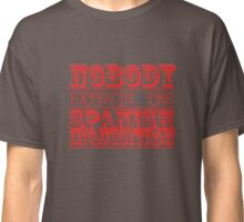 Nobody expects the spanish inquisition Classic T-Shirt
