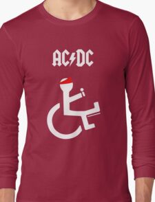Funny Ac Dc Axl Long Sleeve T-Shirt