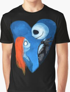 Sally and Jack Graphic T-Shirt