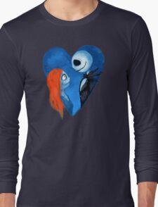 Sally and Jack Long Sleeve T-Shirt