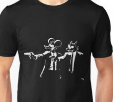 The Itchy and Scratchy Fiction Unisex T-Shirt