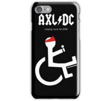 Funny AXL/DC Leipzig iPhone Case/Skin