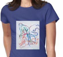 Moments in Time (3) Womens Fitted T-Shirt