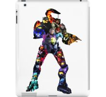 Red Vs Blue iPad Case/Skin