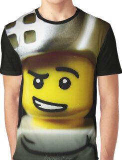 Lego Fencer minifigure Graphic T-Shirt