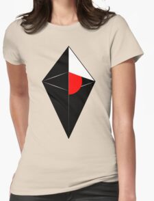No man's sky cool logo poster, shirt, sticker and much more Womens Fitted T-Shirt