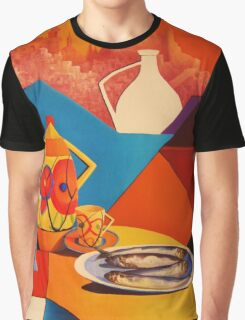 Passion For Life 3 Graphic T-Shirt