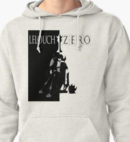 Lelouch-Zero Pullover Hoodie