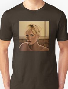 Charlize Theron Painting T-Shirt