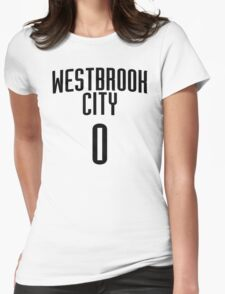 WESTBROOK CITY Womens Fitted T-Shirt
