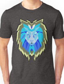 Hologram Lion Unisex T-Shirt