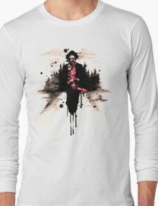Leatherface 1974  Long Sleeve T-Shirt
