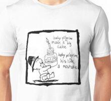 Baby Pilgrim Cake Unisex T-Shirt