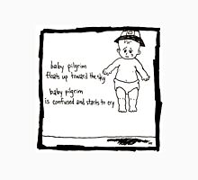 Baby Pilgrim Sky Unisex T-Shirt