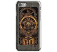 Infernal Vintage Steampunk Machine #2 Phone Cases iPhone Case/Skin