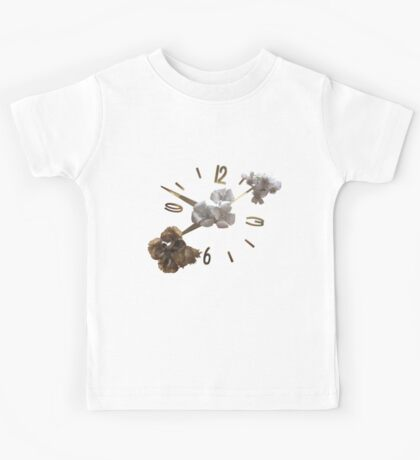The Blooming, the Withering, and the Everlasting Kids Tee