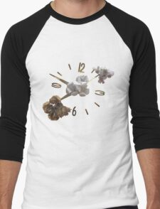 The Blooming, the Withering, and the Everlasting Men's Baseball ¾ T-Shirt