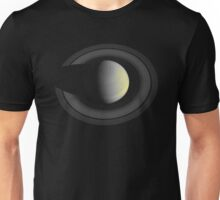 Saturn The Jewel of the Solar System Unisex T-Shirt