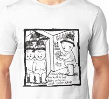 Baby Pilgrim Clone Shop Unisex T-Shirt