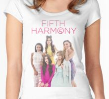 CUTE 5H (OT5  Women's Fitted Scoop T-Shirt