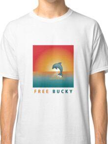 Free Bucky Sunset Classic T-Shirt