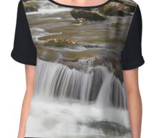 Flowing Veil Women's Chiffon Top