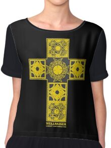 Hellraiser Lament configuration Pinhead Chiffon Top