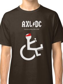 Funny AXL/DC Hamburg Classic T-Shirt